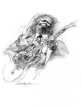 David Lloyd Glover - B B KING and LUCILLE
