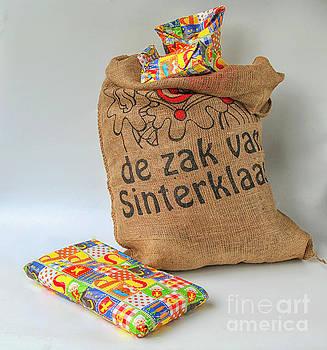 Bag of Sinterklaas by Patricia Hofmeester