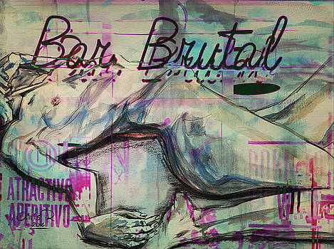 Bar Brutal by Christel Roelandt