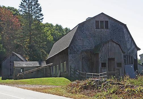 Barn by Gerald Mitchell