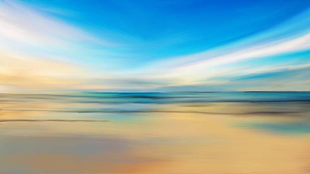 Beach Sunrise by Anthony Fishburne