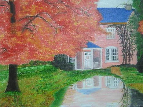 Beautiful Autumn by Saman Khan
