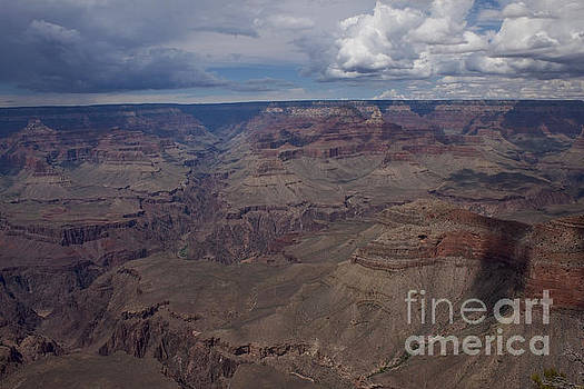 Beautiful View of Grand Canyon by Ivete Basso Photography