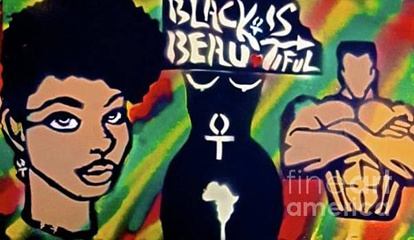 Black Is Beautiful by Tony B Conscious