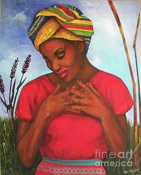 Blessed by Alga Washington