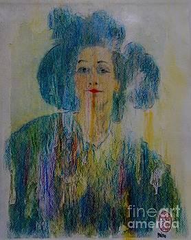 Bleu Femme Fatal by Roberto Prusso