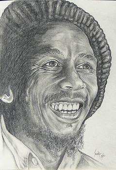 Bob Marley by Stephen Sookoo