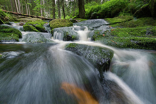 Bode, Harz by Andreas Levi