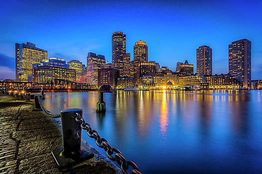Boston by Michael Petrizzo