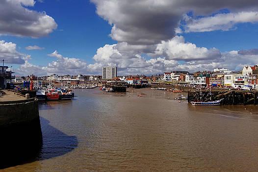 Bridlington Harbour by Sarah Couzens