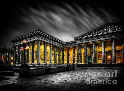 Adrian Evans - British Museum