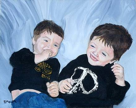 Brothers by Brian Marcotte