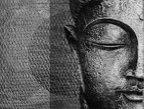 Buddha Pour Toujours by Sir Josef - Social Critic - ART