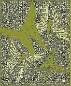 Butterflies by Emna Bonano
