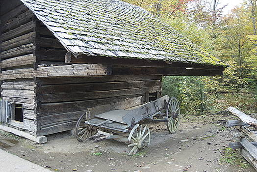 Michael Peychich - Cable Mill Barn