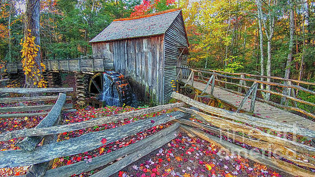 Cable Mill by Geraldine DeBoer