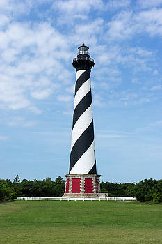 Cape Hatteras Lighthouse by Gregg Southard