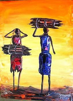 Carrying Energy by Joseph Muchina