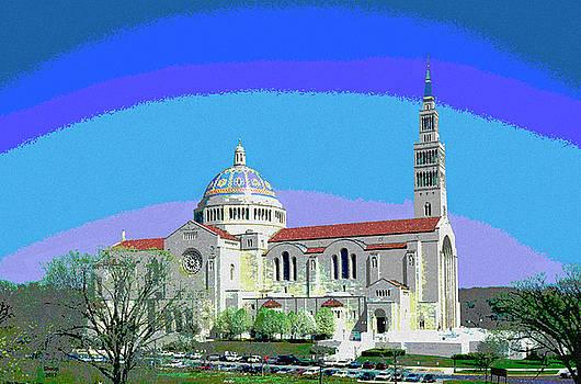 Catholic University by Charles Shoup