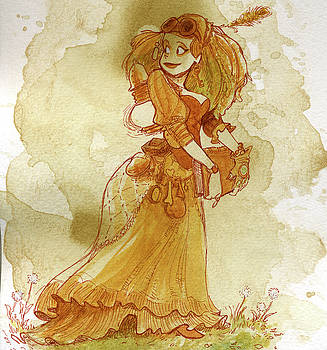 Chamomile by Brian Kesinger