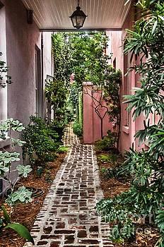 Charleston Alley by Debbie Green