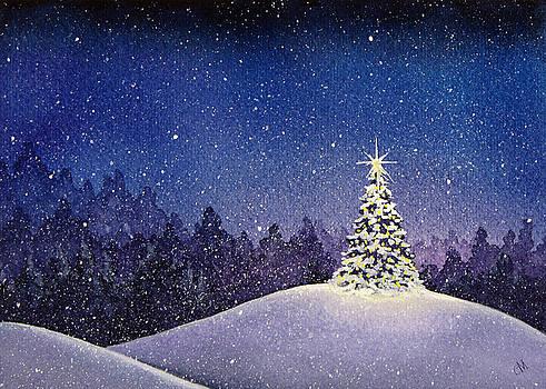 Christmas Eve by Christina Meeusen