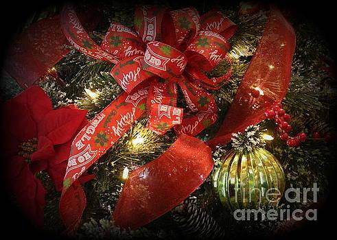 Christmas Greetings by Dora Sofia Caputo Photographic Art and Design