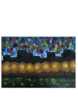 City Lights by Aida Behani