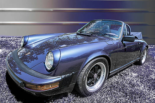Classic Porsche by Paul Barkevich