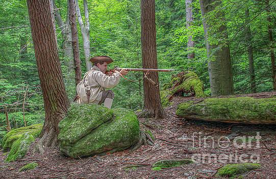 Colonial Hunter by Randy Steele