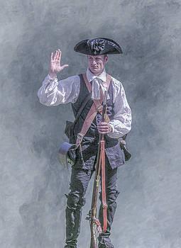 Randy Steele - Colonial Militia Soldier
