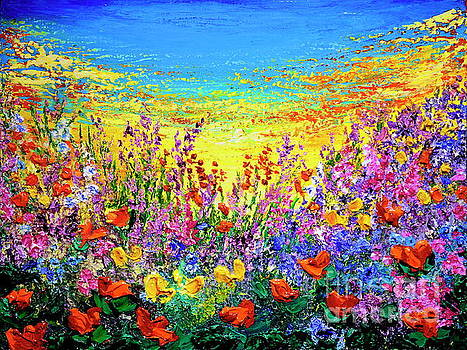 Color My World by Teresa Wegrzyn