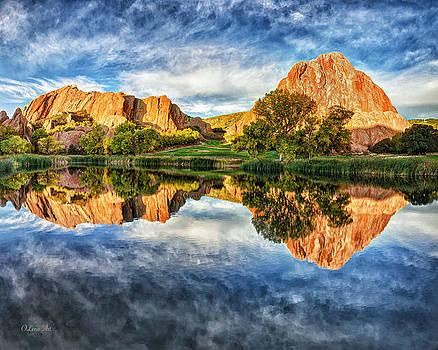 Colorful Colorado by Art OLena