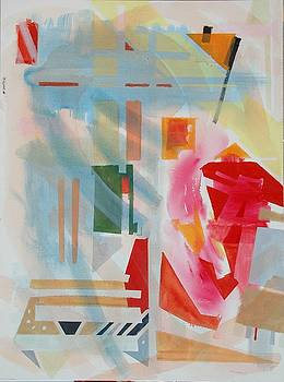 Colour Rhythms by Bhawani Shanker  Sharma