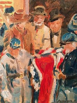 Confederate Burial by Susan E Jones