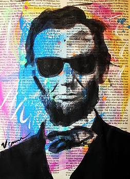 Cool Abraham Lincoln by Venus