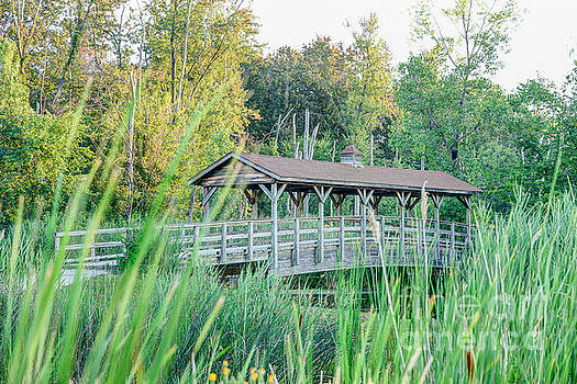 Covered Bridge by Patrick Shupert