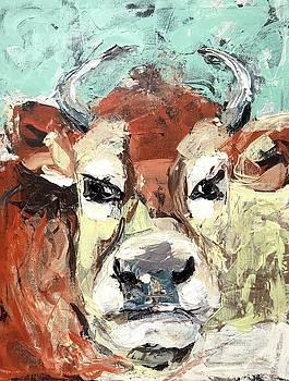 Cow by Susan E Jones