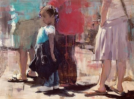 Curiosity by Annie Salness