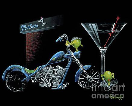 Custom Martini by Michael Godard