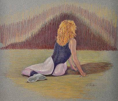 Phyllis Tarlow - Dancer At Rest