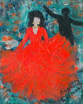 Dancing Joyfully With or Without NED by Annette McElhiney