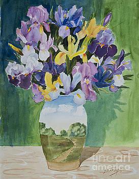 Danish Vase by Jim Krug