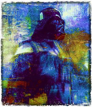 Darth Vader Abstract XI by Aurelio Zucco