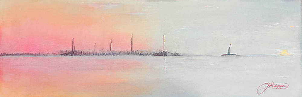 Dawns Early Light by Jack Diamond