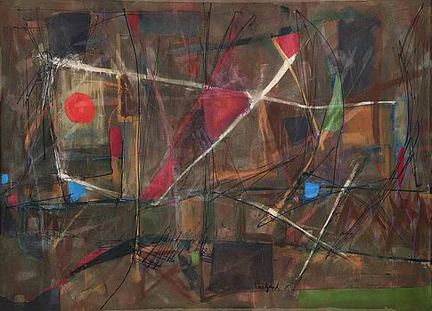 Deep City Four by Lynne Taetzsch