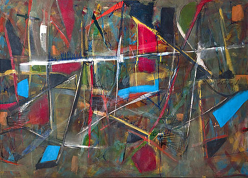 Deep City One by Lynne Taetzsch