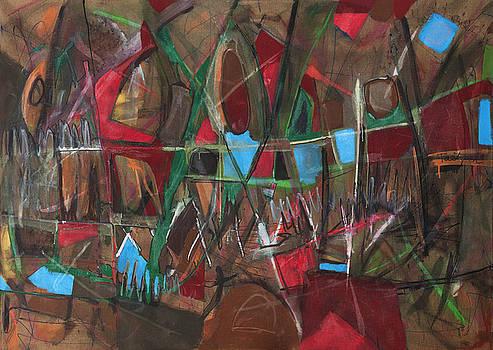 Deep City Three by Lynne Taetzsch