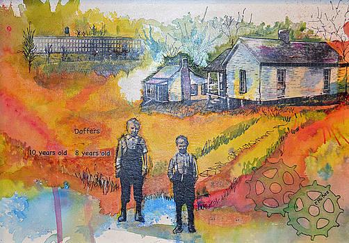 Doffers by Edith Hardaway