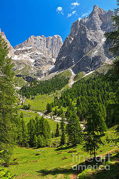 Dolomiti - Contrin Valley by Antonio Scarpi